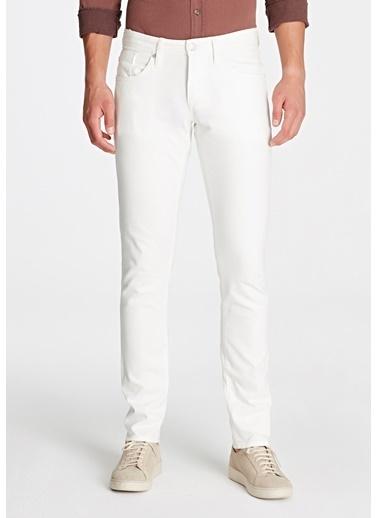 Mavi Jake Comfort  Jean Pantolon Beyaz